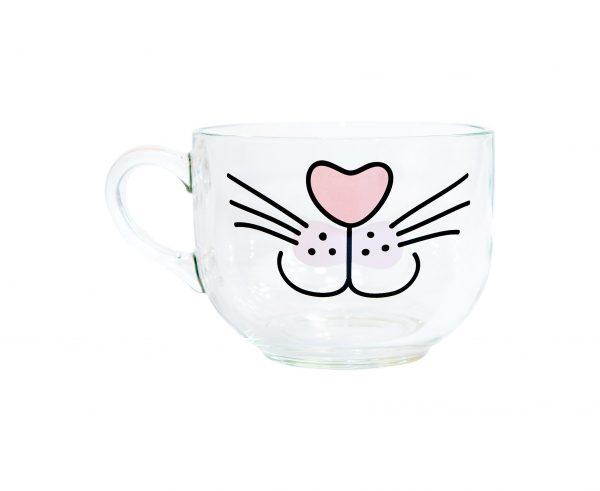 Чашка «Cat face» 0,7