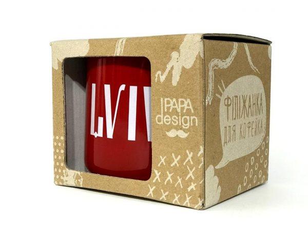 Чашка «Lviv»