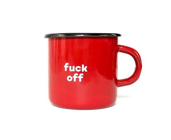 Чашка «Fuck off»