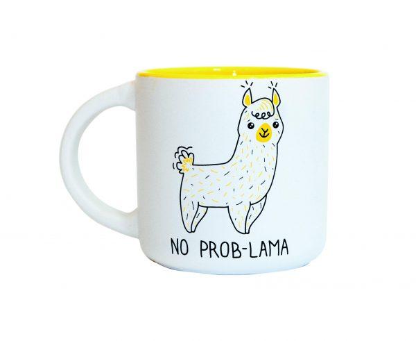 Чашка «No Prob-Lama» 350 мл