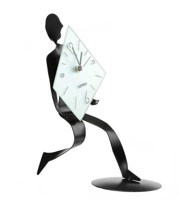 Часы настольные «Марафон» Settler