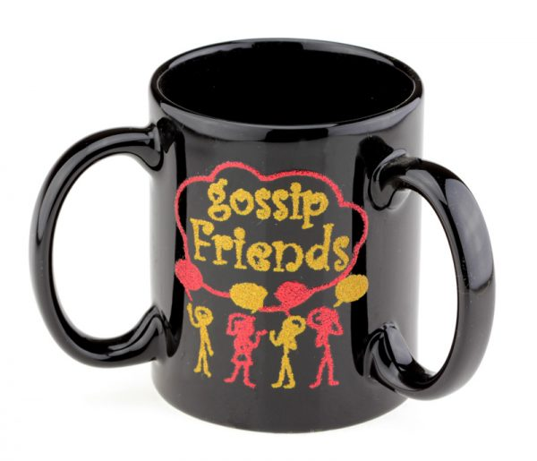 Кружка с 3 ручками «Gossip Friends» Aura