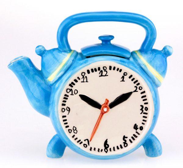 Заварочный чайник «Часы»