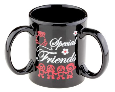 Кружка с 3 ручками Special Friends