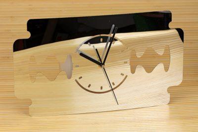 Настенные часы «Лезвие»