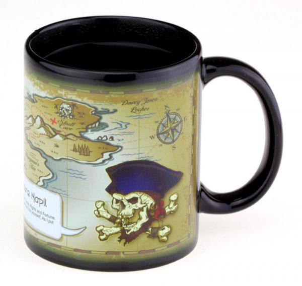 Чашка «Treasure map» Chameleon