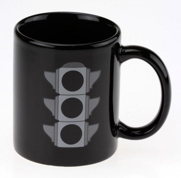 Чашка - хамелеон «Светофор»
