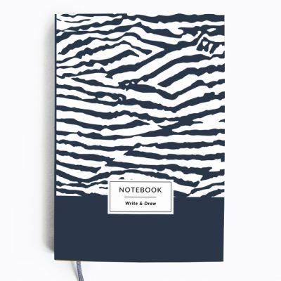 Блокнот Write&Draw «Zebra»