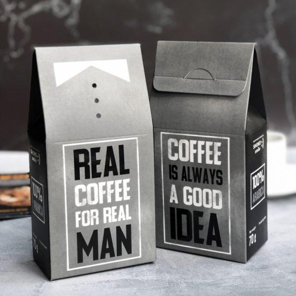Кофе «Real MAN»