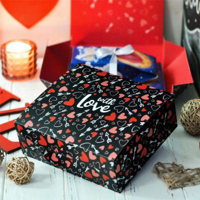 Подарочный набор «Люблю тебе до місяця...»
