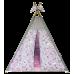 Вигвам Хатка комплект «Балерины» со стеганным ковриком