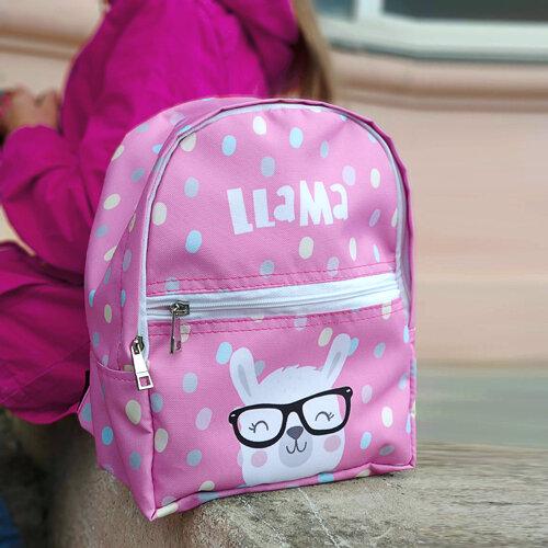 Рюкзак детский light «Lama» Лама