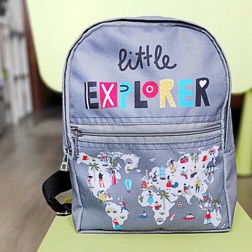 Рюкзак детский light «Little explorer»