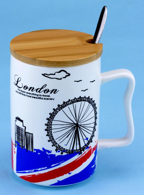 Чашка «Лондон. Колесо обозрения»