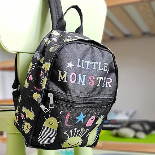 Рюкзак детский light «Little monster»