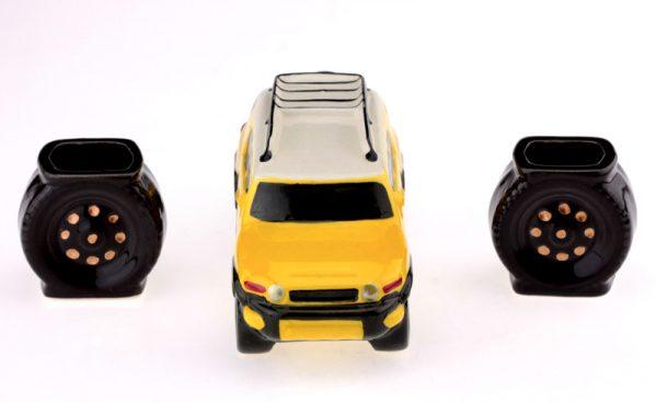 Подарочный набор «Toyota FJ Cruiser»