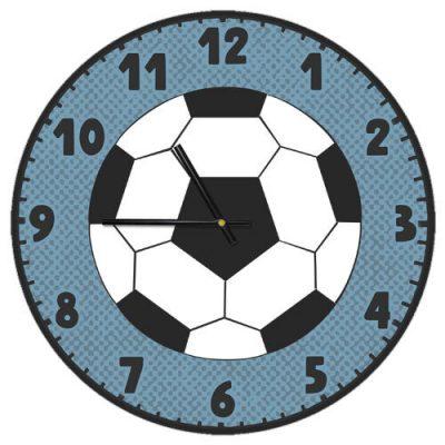 Часы настенные «Футбольный мяч»