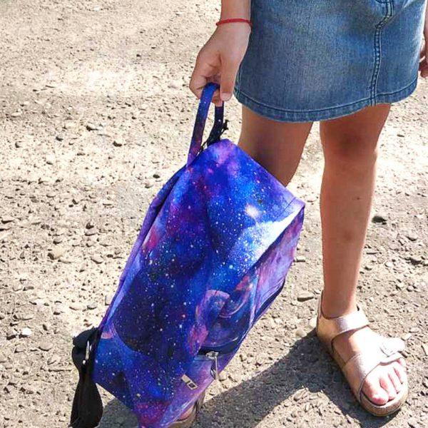 Рюкзак детский light «Космос»