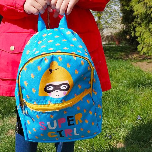 Рюкзак детский light «Super girls»