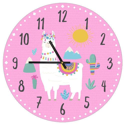 Часы настенные Лама