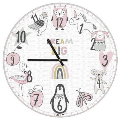 Часы настенные «Dream big»