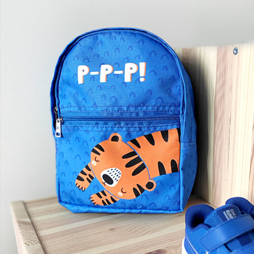 Рюкзак детский light «Р-р-р!» Тигр