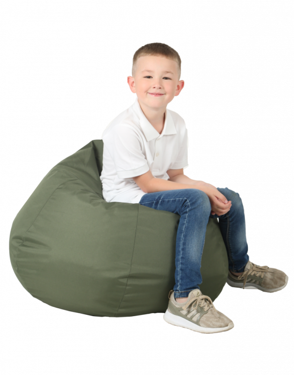 Кресло-груша средняя, хаки