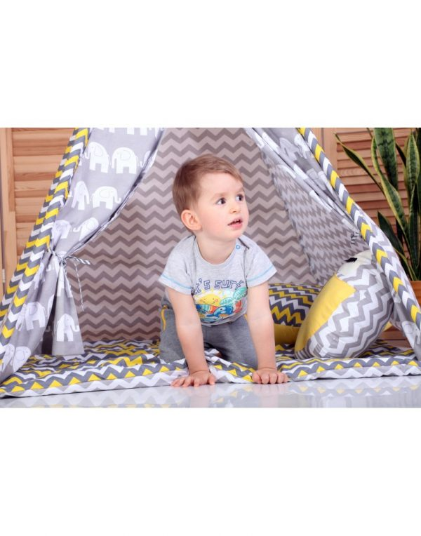 Вигвам Хатка комплект «Египет»  с подушками