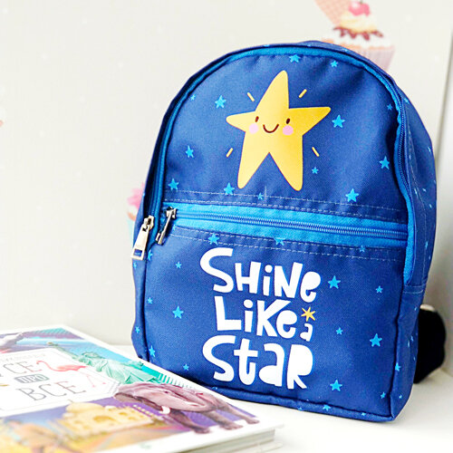 Рюкзак детский light «Shine like a star»