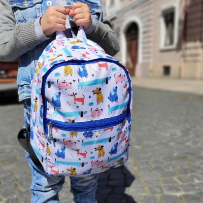 Рюкзак детский light «Собачки»