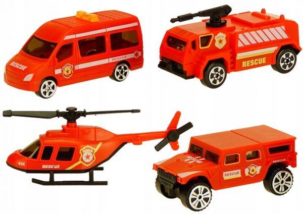 Игровой набор Urban Units «Пожарная станция»