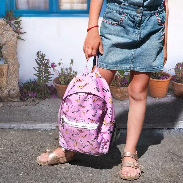Рюкзак детский light «Лошадки»