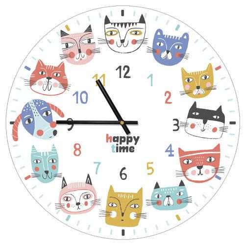 Часы настенные «Happy time»