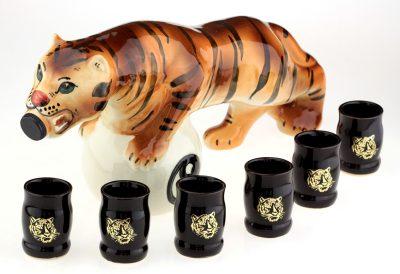 Подарочный набор «Тигр» ET (7 предметов)