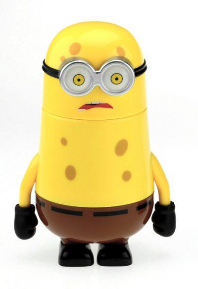 Термос «Миньон-SpongeBob» 33 wishes