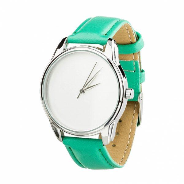 Часы наручные «Минимализм» мятно - бирюзовый