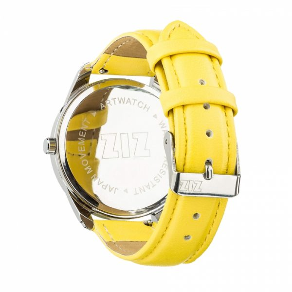 Часы наручные «Минимализм» лимонно - желтый