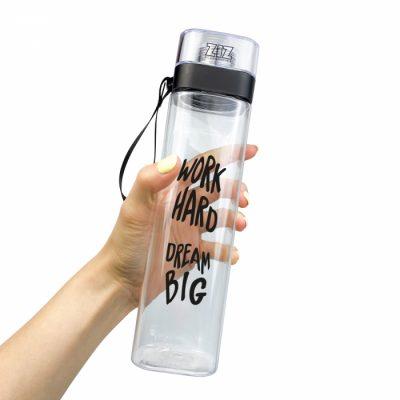 Бутылка для воды ZIZ «Работа»