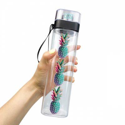 Бутылка для воды ZIZ «Ананас»