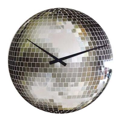 Часы настенные «Disco», маленькие Ø20 см
