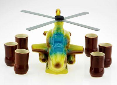 Подарочный набор «Вертолет» (7 предметов)