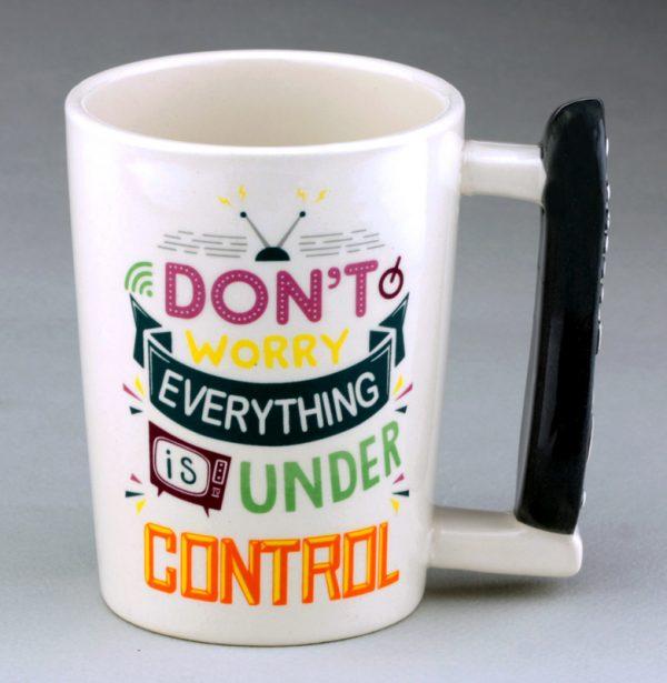 Чашка «Under control» ET с пультом управления