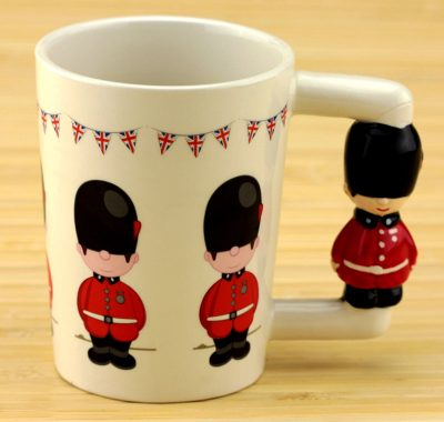 Чашка «London Holiday Soldier» ET