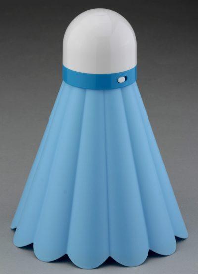 Светильник-ночник «Волан» (голубой)
