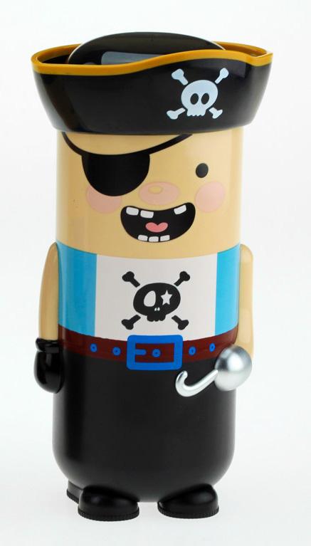 Термос «Миньон-пират в треуголке» 33 wishes