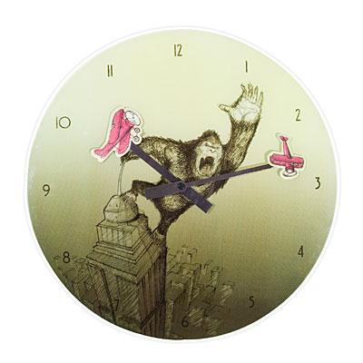 Часы настенные «King Kong» Ø35 см