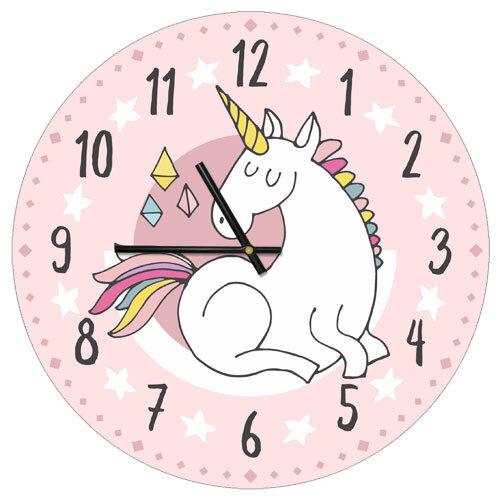 Часы настенные Единорог