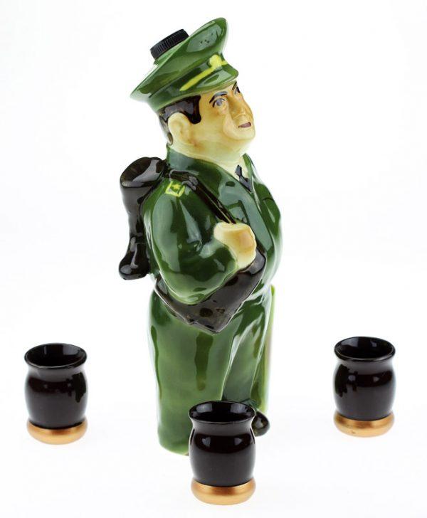 Подарочный набор «Военный» (4 предмета)