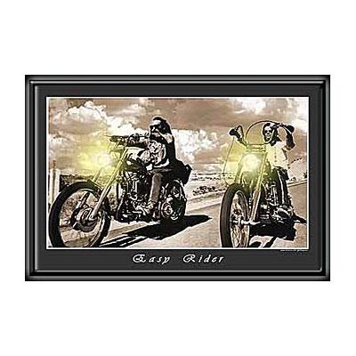 Картина «Беспечный ездок» 18 х 24 см