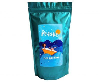 Соль для ванны PAPAdesign «Релакс»